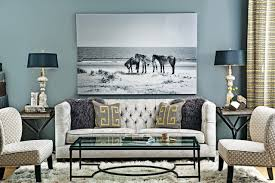 Eclectic Living Room Furniture Grey Matters Eclectic Living Room Houston By High Fashion Home