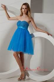 quince dama dresses blue and white dama dresses for quinceanera topclotheshop
