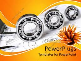 engineering powerpoint template mechanical engineering background