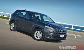 jeep matchbox 2014 jeep cherokee sport review video performancedrive