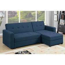 Blue Sectional With Chaise Blue Chaise Sofa Sectional Sofas You U0027ll Love Wayfair