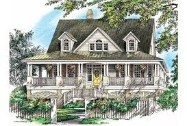 square house plans with wrap around porch eplans country house plan wrap around porch captures every