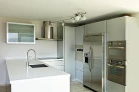 cuisine avec frigo americain cuisine design avec frigidaire américain idées deco
