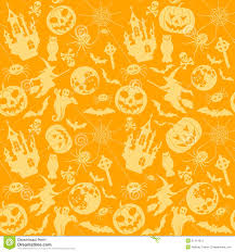 halloween repeating background patterns halloween seamless background stock photography image 21414972
