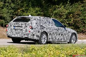 lexus barcelona skatepark the first spy photos of the next generation bmw 5 series touring 6