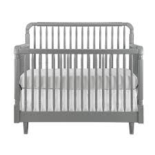 Pottery Barn Convertible Crib by Eco Chic Baby Kennedy Convertible Crib In Twilight Gray Kennedy