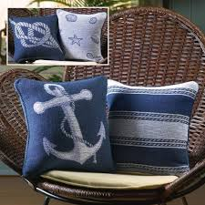 themed throws themed throws nautical themed accent pillows