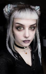 243 best goth girls images on pinterest dark beauty gothic
