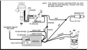msd distributor 8360 wiring diagram wiring diagrams