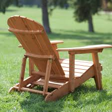 Outdoor Adirondack Chairs Coral Coast Big Daddy Reclining Tall Wood Adirondack Chair With