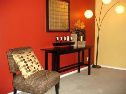 Bedroom With Red Accent Wall - red wall paint u2013 alternatux com