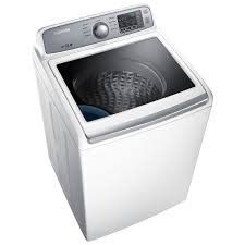samsung 5 2 cu ft high efficiency top load washer wa45h7000aw