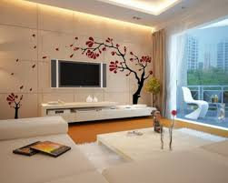 In Home Decor by Living Room Simple Wall Decor Ideas Eiforces