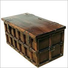 cheap storage trunks decorative antique cherry style wooden
