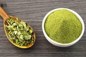 Teh Hijau Serbuk powder teh hijau peng xiang 25kg dapat pembungkus pembungkus