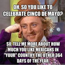 Meme Cinco De Mayo - the 12 funniest cinco de mayo internet memes ever internet