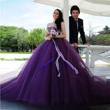 Purple Wedding Dress Popular Purple Islamic Wedding Gowns Buy Cheap Purple Islamic