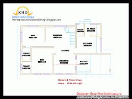 three bedroom ground floor plan stunning 3 bedroom house plans indian style 43 best 33 india home