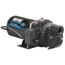 choosing the right well pump wayne pumps