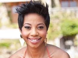 kelly khumalo s recent hairstyle kelly khumalo s latest single asine is not about senzo sa