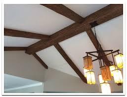 wood beam light fixture hanging light fixtures faux wood workshop