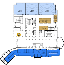 University Of Tennessee Parking Map by Second Floor Map Technology Integration Services Haslam
