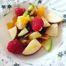fruit with lemon poppyseed dressing u2013 recipesbnb