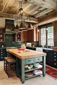 rustic kitchen island rustic kitchen islands 13 idei casa