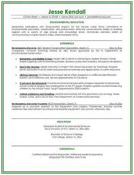 Sample Education Resumes by Education Resume Sample Education Resume Example