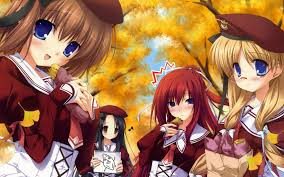 Animated Girls Wallpaper Wallpapers For Free Download About