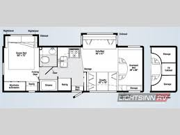 Itasca Rv Floor Plans by Used 2008 Itasca Spirit 29b Motor Home Class C At Lichtsinn Rv