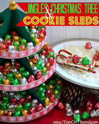 jingles christmas tree hostess gift and cookie sleds craft gifts