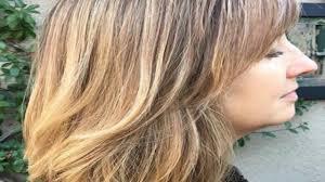Frisuren Lange Dicke Haare by Sensationelle Mittlerer Länge Haarschnitt Für Dicke Haare