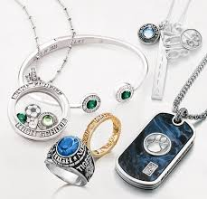 high school class necklaces senior jewelry