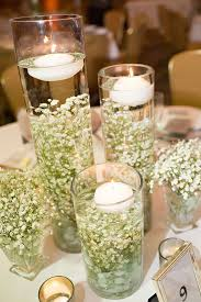 candle centerpieces ideas floating candles and flowers for wedding centerpieces best 25