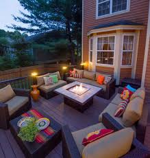 32 amazing deck lighting ideas which add a charm to your house