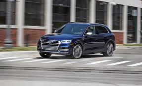 2018 audi sq5 test review car and driver