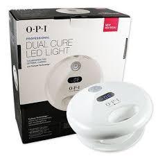 opi gel nail polish led light opi professional dual cure led light gl902 ebay