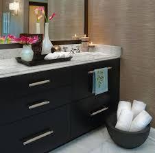 Modern Bathroom Decorations Bathroom Blue Brown Color Scheme Modern Bathroom Decorating And