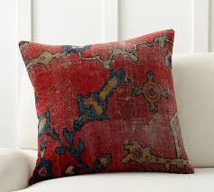 Pottery Barn Kilim Pillow Cover Dara Print Pillow Cover Pottery Barn