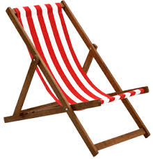 Deck Chair Template Deckchairs Clipart Clipground
