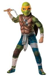 child ninja turtles michaelangelo costume 888975 fancy dress ball