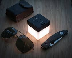 enevu cube mini light splash proof ckie