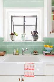 green tile backsplash kitchen best 25 green kitchen tile inspiration ideas on teal