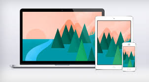 Material Design Google I O Landscape Wallpaper Material Design By Jasonzigrino On