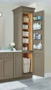 Shelf For Pedestal Sink 20 Clever Pedestal Sink Storage Design Ideas Diy Recently