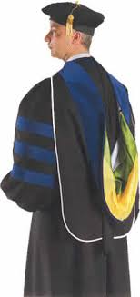 academic hoods academic regalia hoods doctoral phd hoods to wear with cap gown