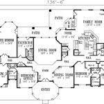 5 bedroom 1 story house plans single story house plans with 5 bedrooms archives new home plans