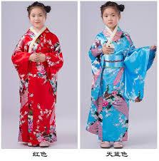 aliexpress com buy children u0027s yukata with obi vintage japanese