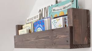 Rustic Book Shelves by Diy Rockstars This Blogger Turned Scrap Wood Into A Book Nook